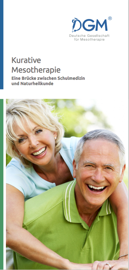 Flyer Kurative Mesotherapie